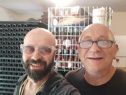 in Giro per cantine con Azienda Vinicola Case Bianche di Betty e Pasquale, creatori di un prodotto unico nel Territorio del Cilento.