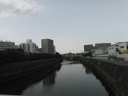 2020.6.7(日)☁奥田橋⚠北側