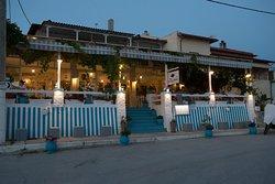 Giorgos Fish Restaurant, exterior