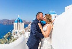 Santorini Oia Wedding Photography / Santorini Photographer