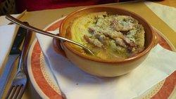 Zuppa con Pancetta e Lenticchie