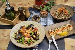 Utopia Garden Restaurant - Utopia Forest Burgas - sea food