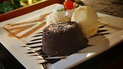 Petit gateau de Chocolate no Boiteko!