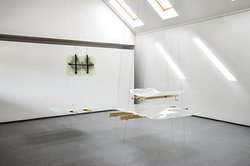 interior exhibition area