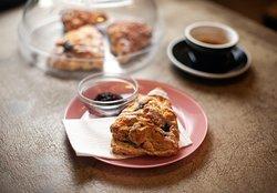 Scone i kawa - idealne połączenie