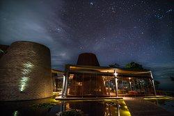 Angama by night