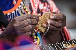 Maasai Beading