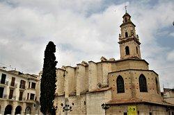 Insignia Collegiate Church of Gandía