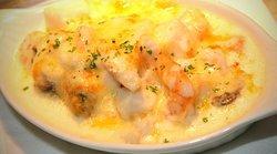 Seafood Gratin