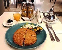 Petit déjeuner Tangerois.