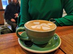 Latte, egy hozzá kiválóan passzoló etióp kávéból