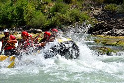 Super adrenaline and emotions in vJOSA river
