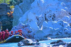 Best experience ever-Rafting in Vjosa River