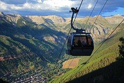 Gondola to Telluride