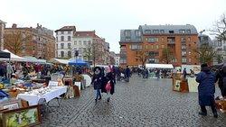Marche Aux Puces de Bruxelles