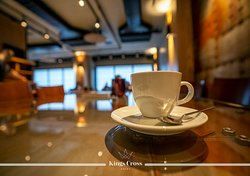 El Colombiano Cafe Bar located within Kings Cross Hotel Istanbul