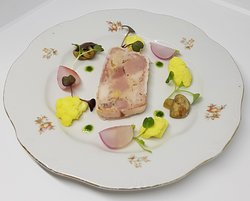 Pate as a starter