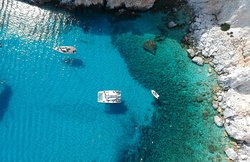 Blue waters!!