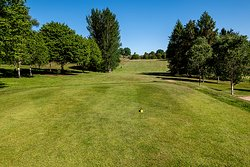 View from 1st Tee at Bridgnorth Golf Club,  The Best Golf Course in Shropshire