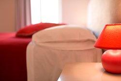 Camera Rossa - Verona al Tramonto - King Superior con Balcone privato