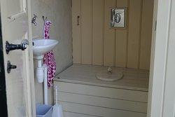 Oud toilet station Wognum