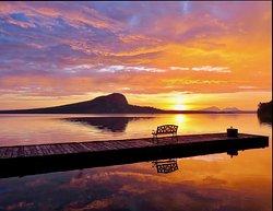 Sunset on Moosehead Lake
