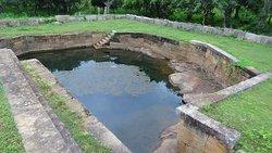 Catchment pond