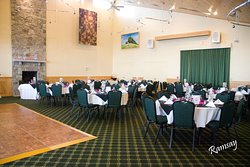 The Gathering Place is very flexible space and custom event planning is available at Maple Hill Farm.