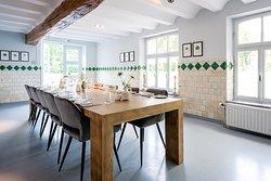 Private Dining | De Tuin Van De Barones