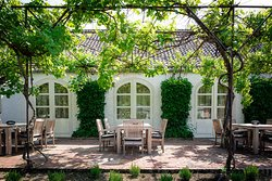 Terrace | De Tuin Van De Barones