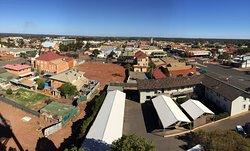 A view over Kalgoorlie