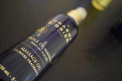 Massage oil by Charme D'Orient