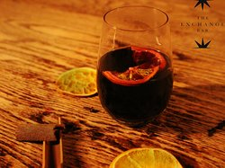 Mulled wine at Christmas