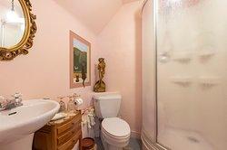 La salle de bains de la Parisienne