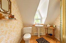 La salle de bains de la Suite l'Irlandaise