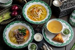Башкирская кухня