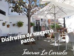 Taberna La Carriola
