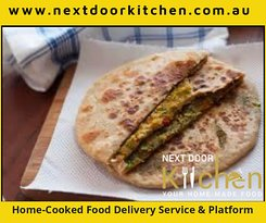 Next Door Kitchen Australia is a home cooked meal ordering and delivery platform in Australia.