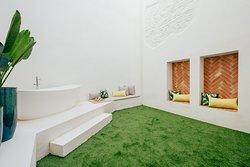 Terraza Habitación Junior Suite