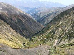 Pankisi Gorge (Wąwóz Pankisi, dolina Pankisi, Pankisi Xeoba) Fotografia z naszej wyprawy trekking z Pankisi do Tuszetii - Caucasus X-Trek Pankisi.