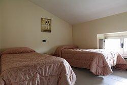Una classica camera doppia!  Spaziosa ma allo stesso tempo calda ed accogliente.