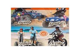 Fuerteadventure Excursions Quad Buggy Segway Ebike Tours & Fuerteventura