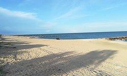 Notre belle plage de Frontignan L'Entrée
