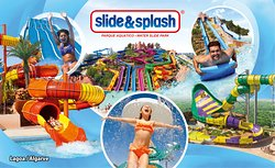 Slide & Splash - Parque Aquatico - Water Slide Park