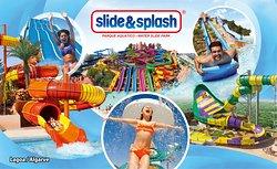 Slide & Splash - Parque Aquático - Water Slide Park