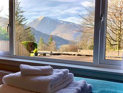 View from Guest Room 3 - Twin room