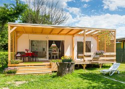 Luxury Home Camping Due Laghi - Levico Terme