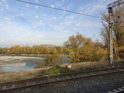 Georgian Railway, November 2019