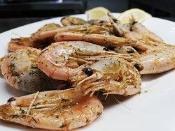 greenland shrimps