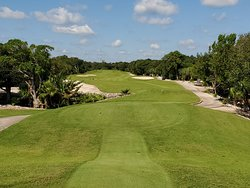Awesome golf course